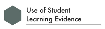 use of student learning title for framework